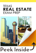 TX real estate exam prep